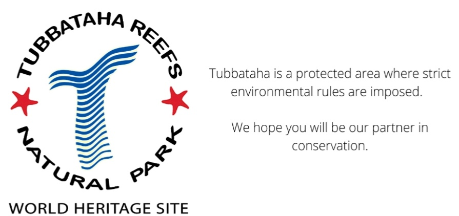 Tubbataha Reefs Natural Park Notice